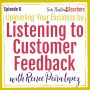Artwork for Listening to Feedback to Take Your Business to the Next Level with Renee Peña Lopez