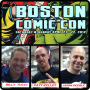 Artwork for Episode 397 - Boston Comic Con w/ Billy Tucci/Patt Kelley/Jason Deeble