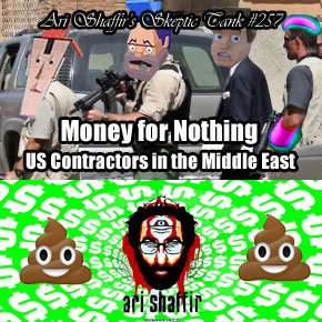 #257: Money For Nothing (2 anonymous defense contractors)