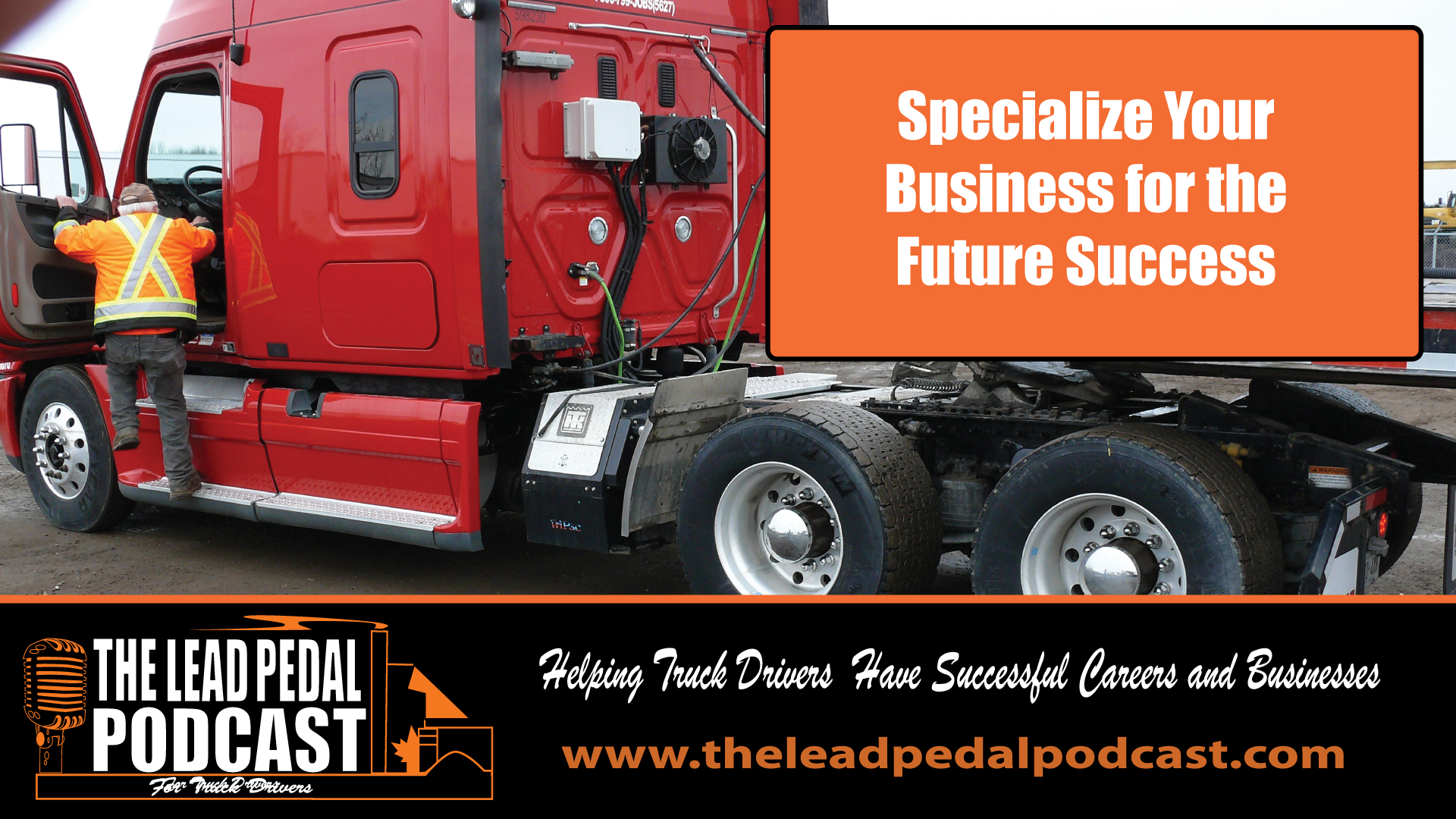 Specialize Your Trucking Business