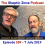 Artwork for The Skeptic Zone #559 - 7.July.2019