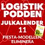 Artwork for Lucka 11 - FIESTA-modellen: Eliminera