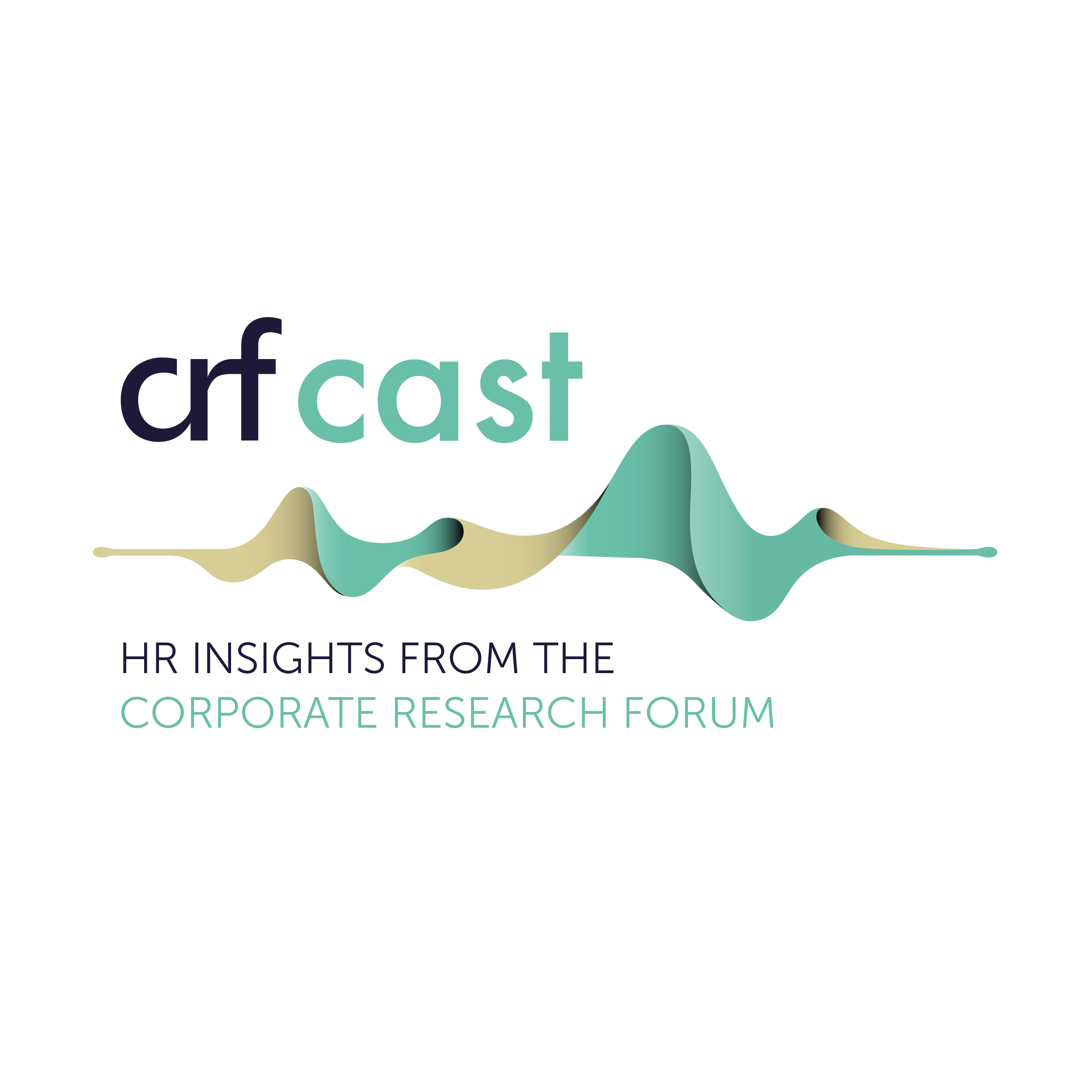 CRFCast - HR Insights from the Corporate Research Forum show art