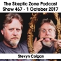 Artwork for The Skeptic Zone #467- 1.Oct.2017