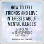 Artwork for How to Tell Friends and Love Interests About Mental Illness