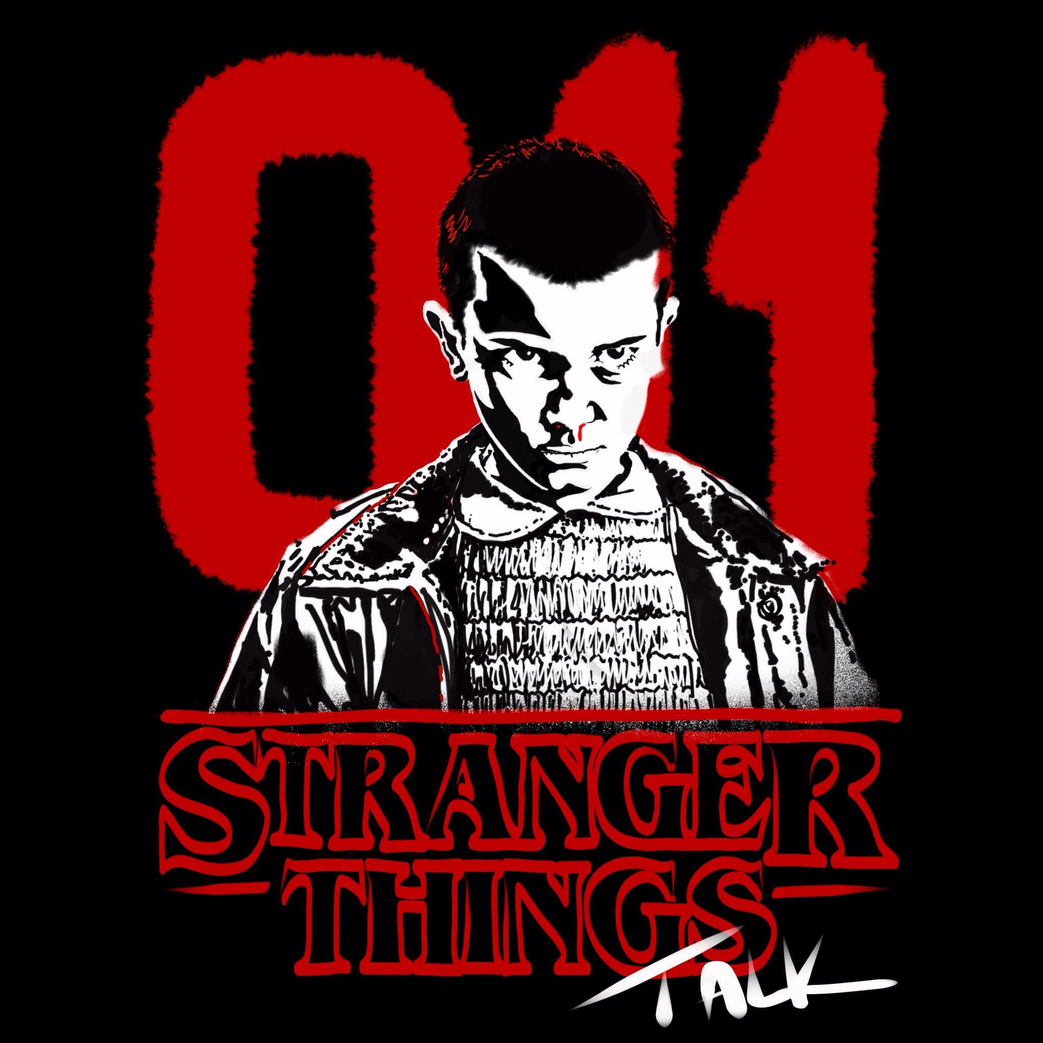 Stranger Things Talk