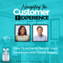 Artwork for 074: How To Achieve Fiercely Loyal Customers with Sandy Rogers