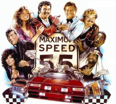 Episode 51: Cannonball Run- Commentary