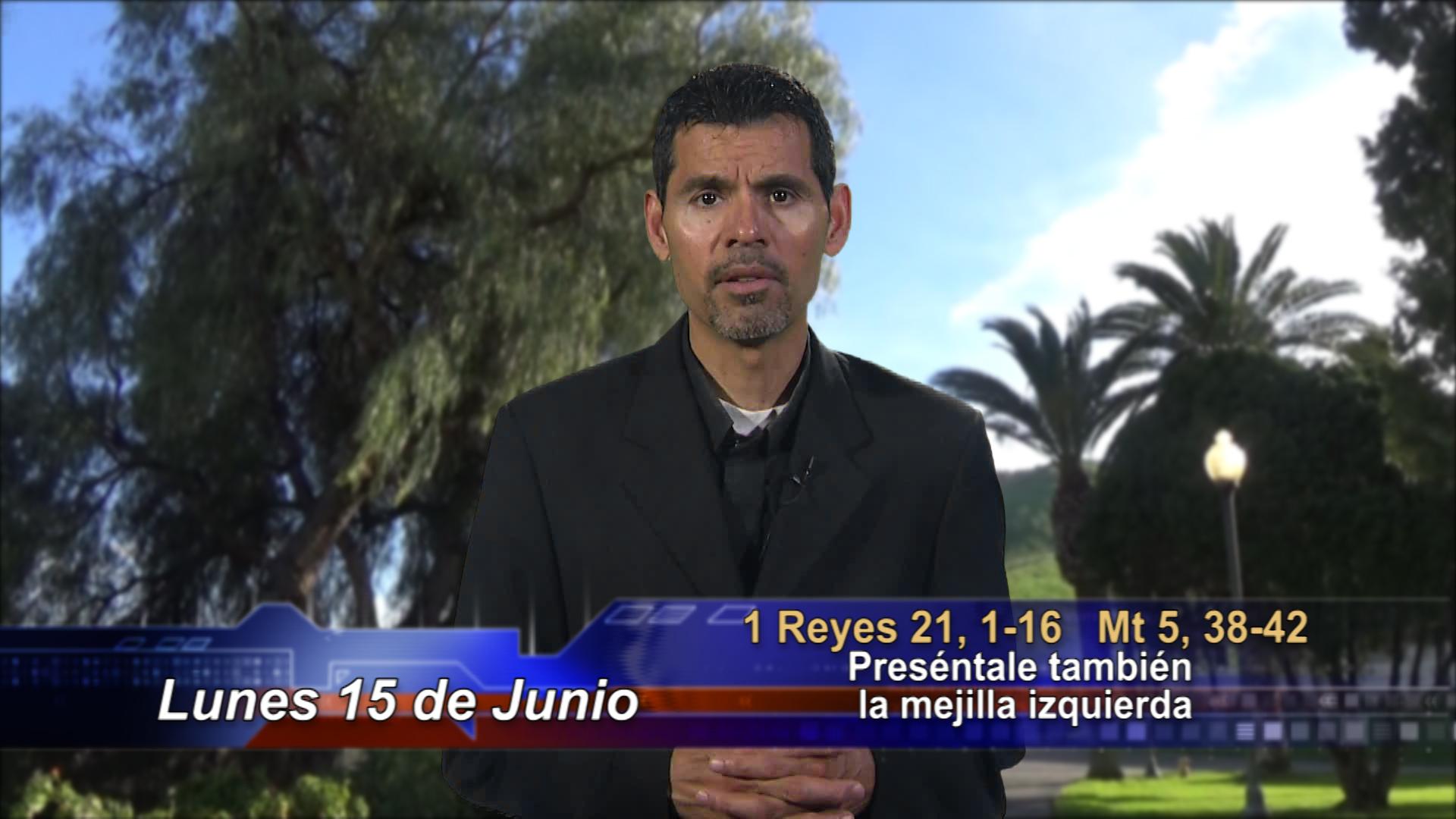 Artwork for Dios te Habla con Jose Luis Elias; Tema de hoy:  Preséntale también la mejilla izquierda