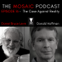 Artwork for Ep 016: The Case Against Reality with Donald Hoffman, PhD