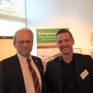 108 Stora Styrelsedagen 2016 - förre talmannen Per Westerberg om att vara på alerten