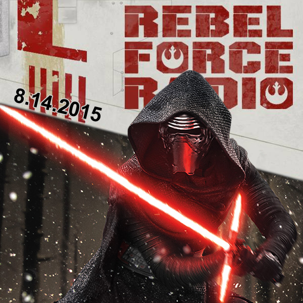 RebelForce Radio: August 14, 2015