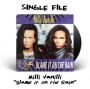"""Artwork for """"Blame It On The Rain"""" by Milli Vanilli - 1989"""