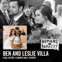 Artwork for Episode 06: Ben and Leslie Villa