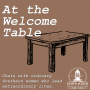 Artwork for At the Welcome Table With Susan Rebecca White