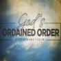 Artwork for God's Ordained Order