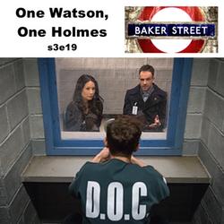 s3e19 One Watson, One Holmes