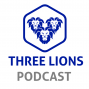 Artwork for EP01: Three Lions Podcast: Finally a podcast just for England fans!