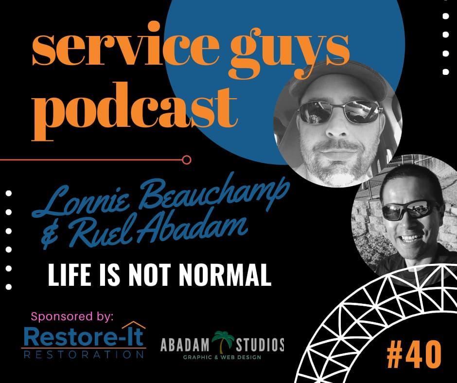 Service Guys Podcast 40