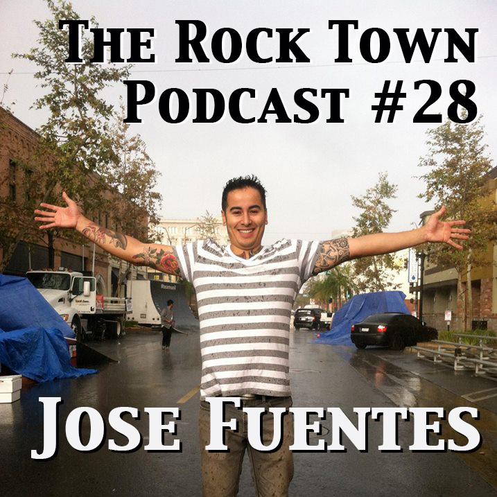 #28: Jose Fuentes