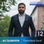 Artwork for #12 Framtidens byrå - Ali Tajbaksh