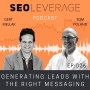 Artwork for 026 - Generating Leads with the Right Messaging with Tom Poland
