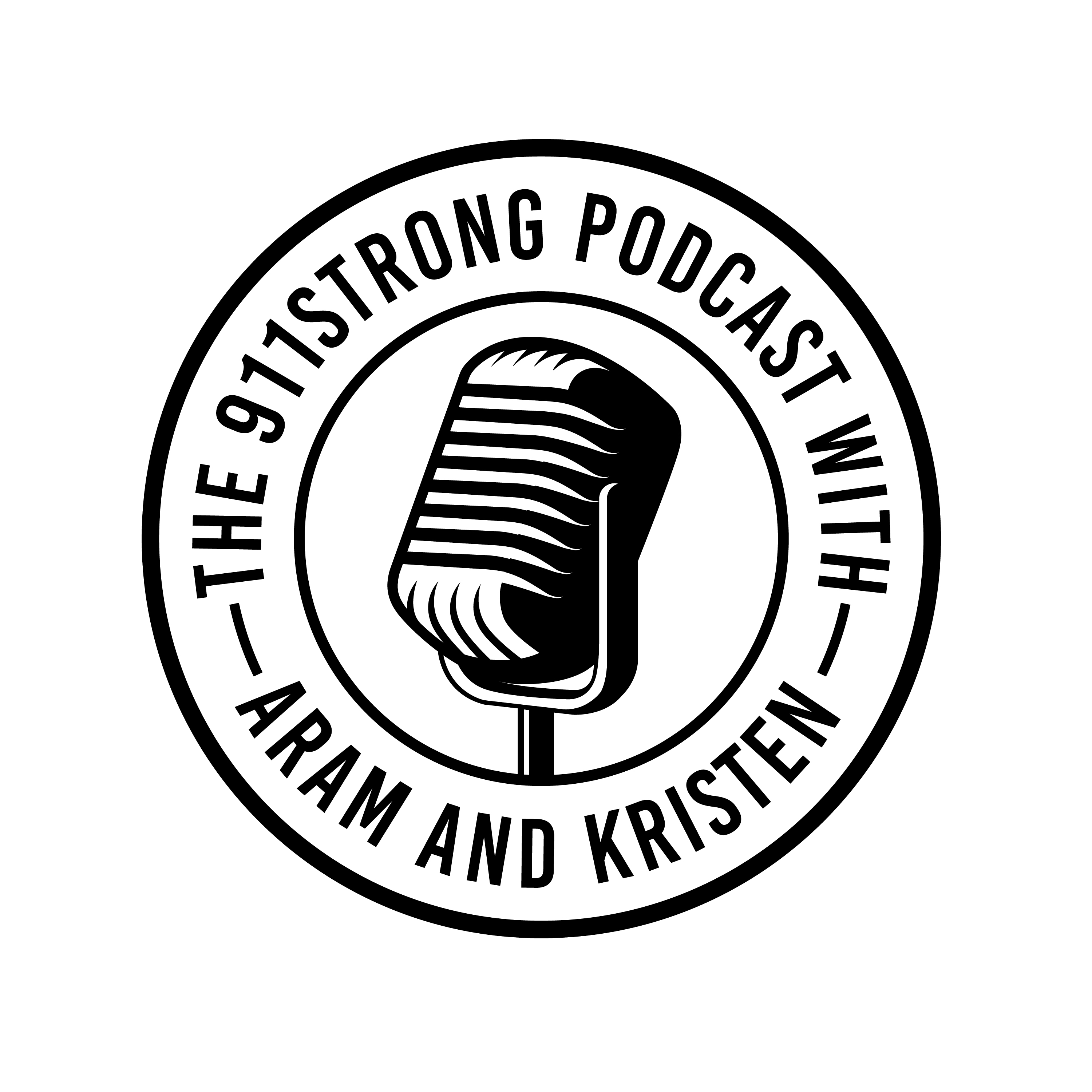 The 911Strong Podcast show art