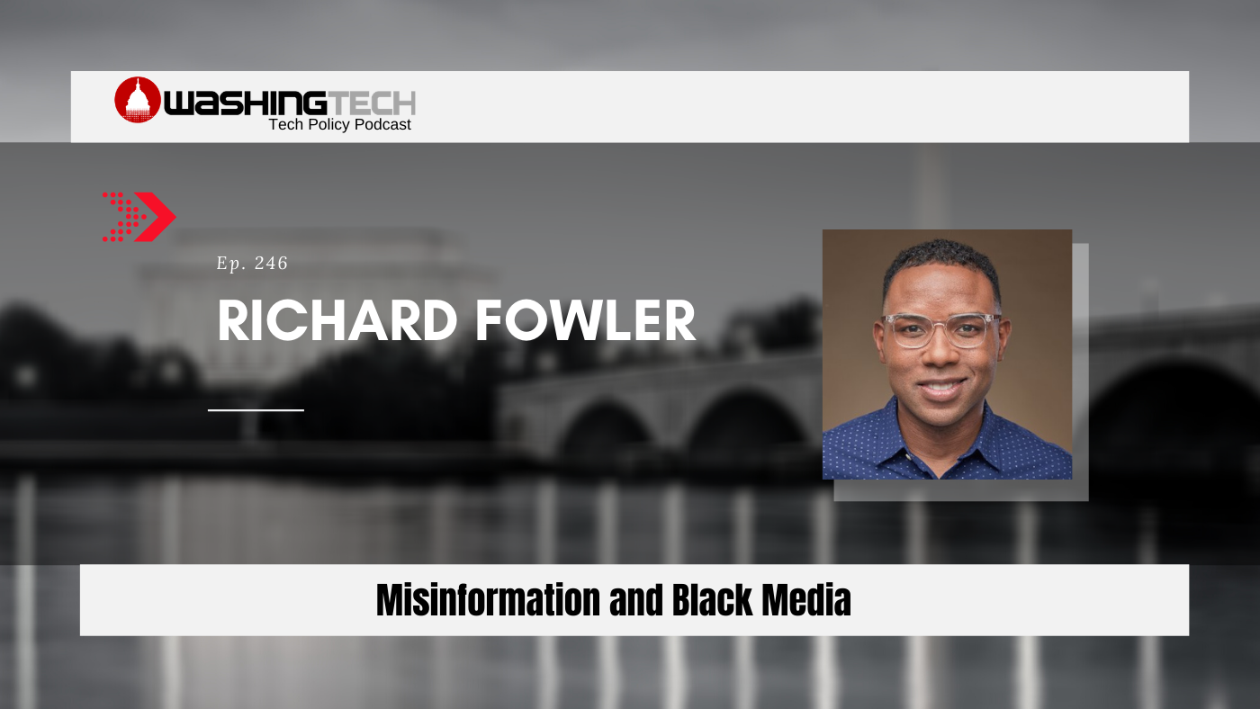 Richard Fowler on Misinformation in Black America