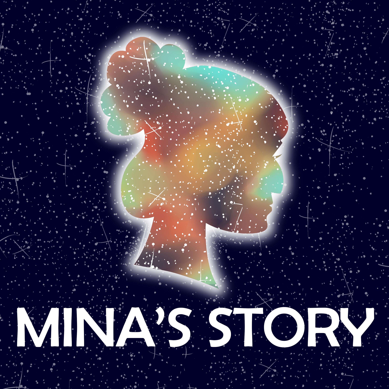 Mina's Story show art