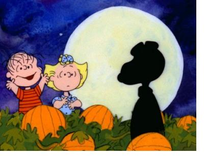 Back in Toons-It's the Great Pumpkin, Charlie Brown