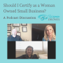 Artwork for Certifying as a Woman Owned Small Business