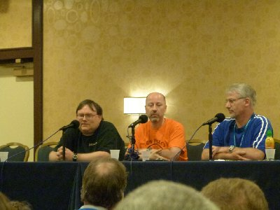 Tim's Take On: Episode 179(Missing Episodes panel at Gallifrey One 2013)