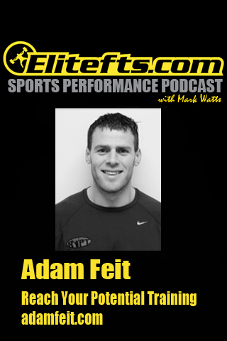Elitefts SPP Adam Feit Interview