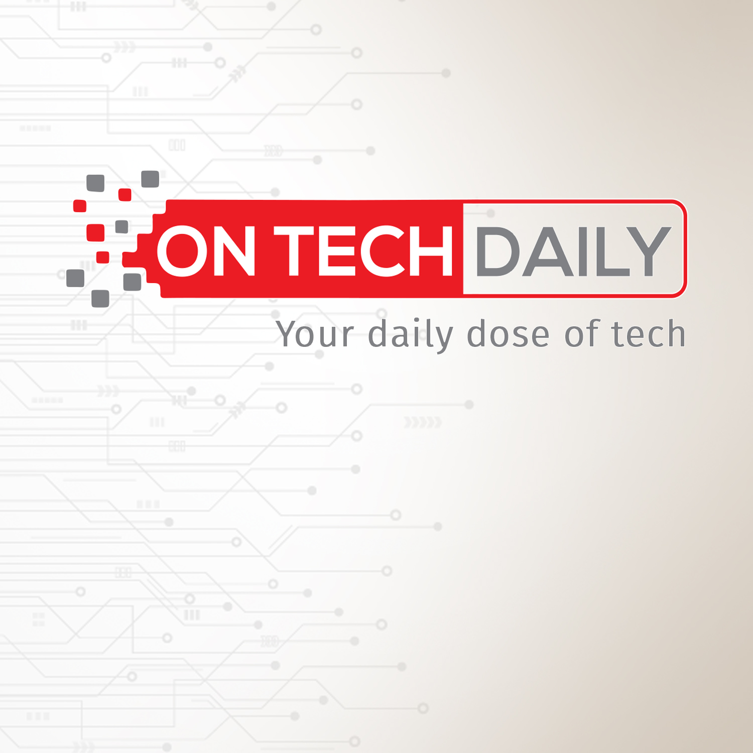 On Tech Daily - Daily dose of Tech show art