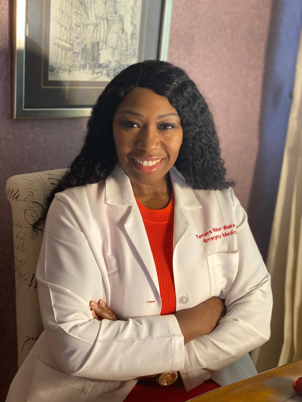 Dr. Tameka Blake