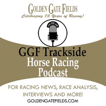 GOLDEN GATE FIELDS' PODCAST logo