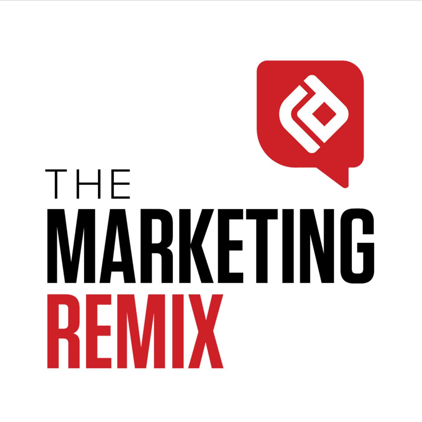 The Marketing Remix show art
