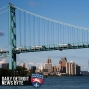Artwork for Moroun Wants Trump To Stop The Howe Bridge To Canada, I-696, Detroit Champions Week and Hope Closet