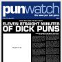 Artwork for 404 - 11 Straight Minutes of Dick Puns