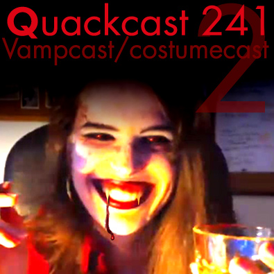 Episode 241 - The Vampcast - Costumecast - Part 2