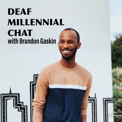 Deaf Millennial Chat show image
