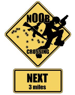 Noob Crossing