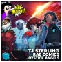 Artwork for Hey Mitch! 137: TJ Sterling RAE Comics 'Joystick Angels'