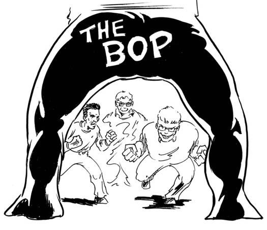 The BOP 3-9-08