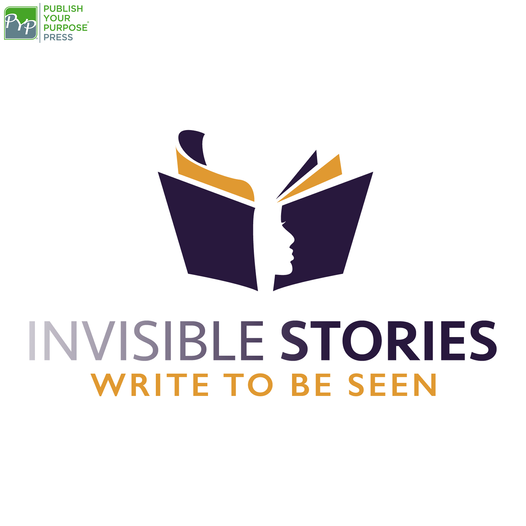 Invisible Stories: Write to be Seen show art