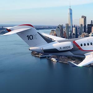 Dassault's BizJet Power Play