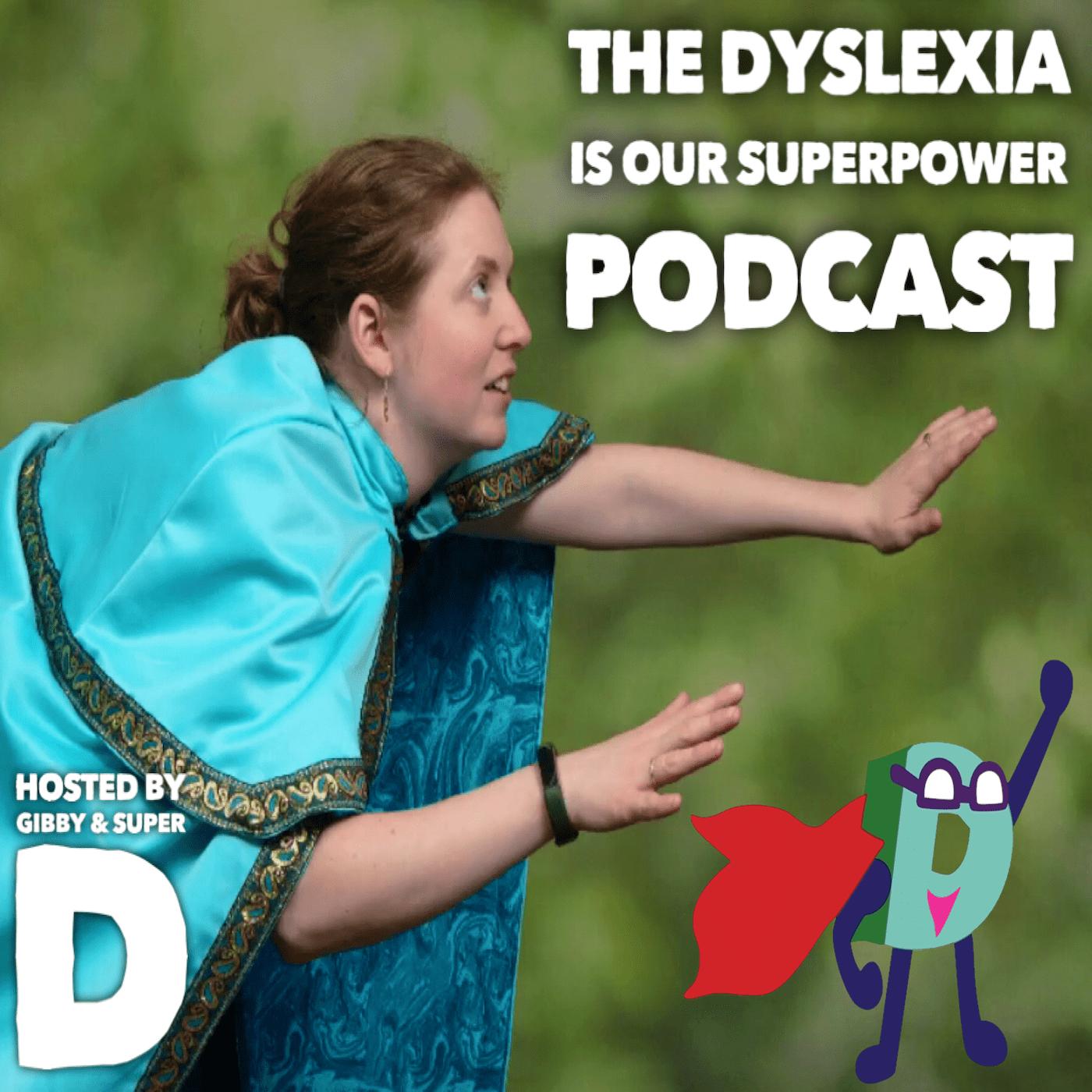 Episode 106: Dyslexia Awareness Special Edition Part 5: Dyslexic teen superhero Kai Seymon