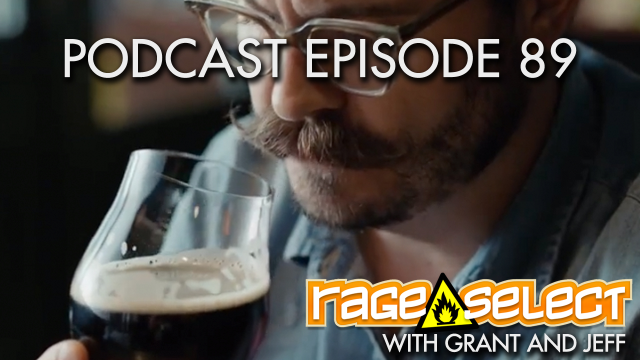 Rage Select Podcast Episode 89 - Grant and Jeff answer your questions!