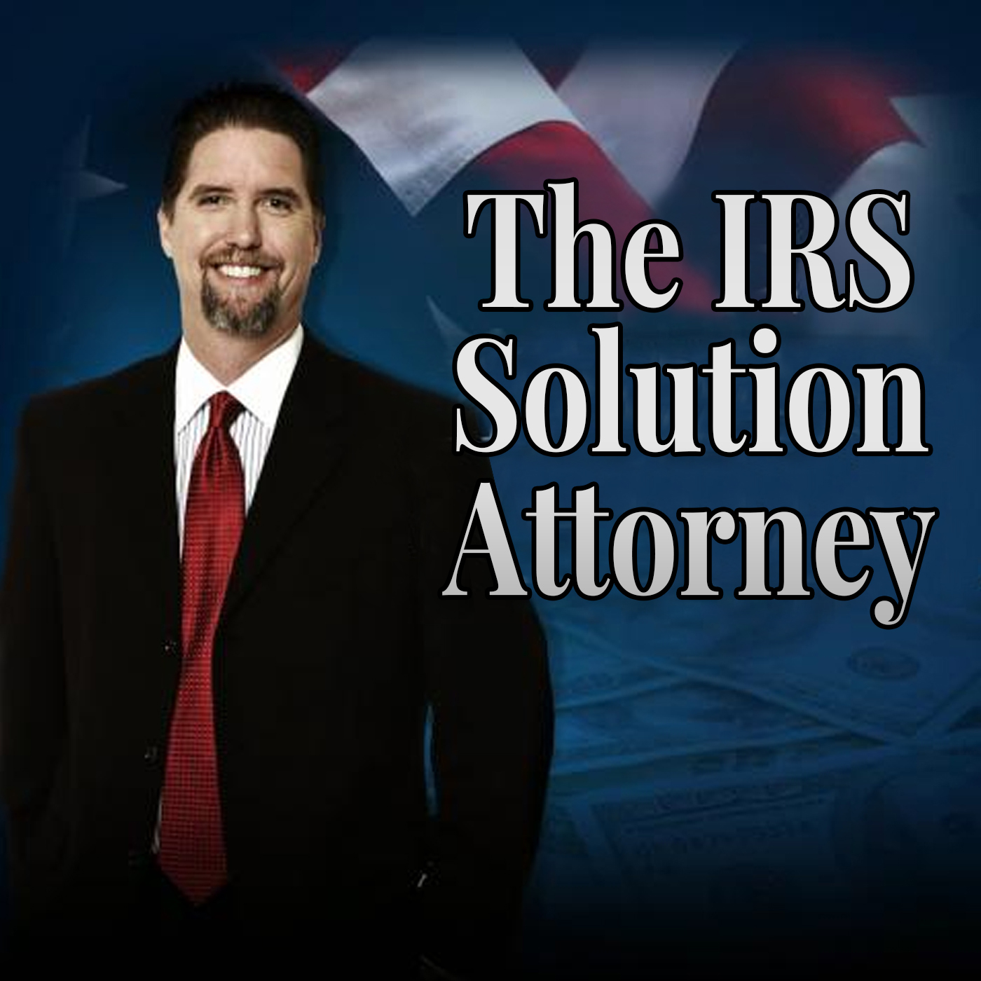 The IRS Solution Attorney show art