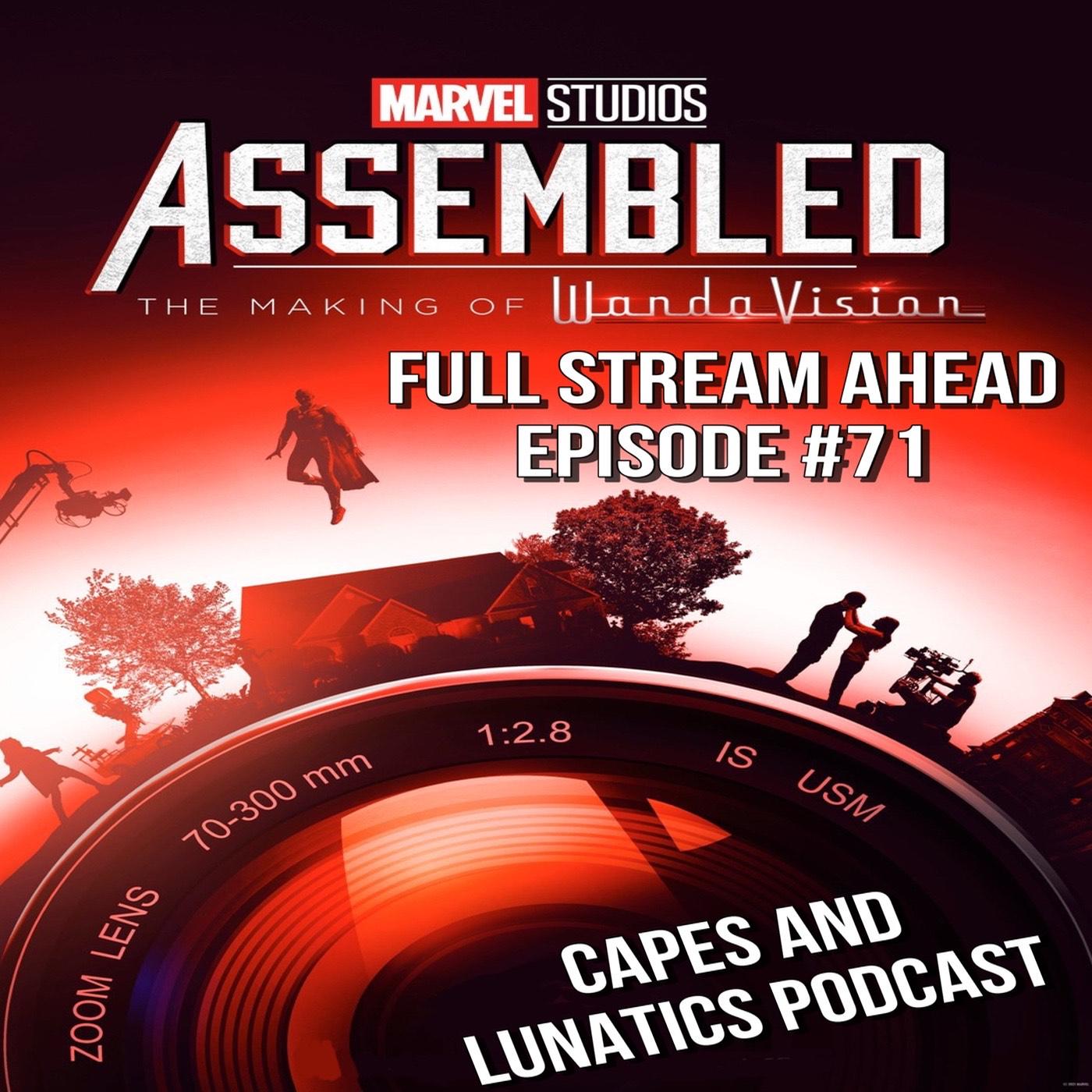 Marvel Studios Assembled: WandaVision